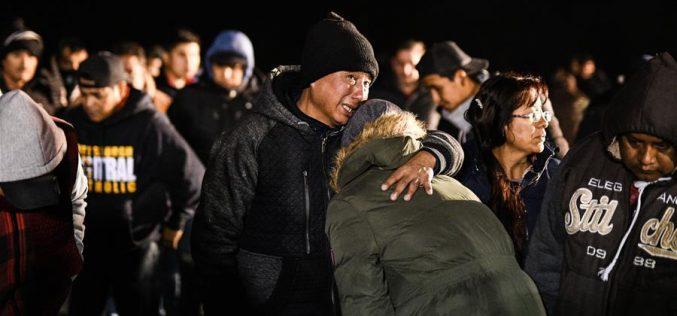 Van 66 muertos por explosión de ducto de Pemex en Hidalgo, en el centro de México