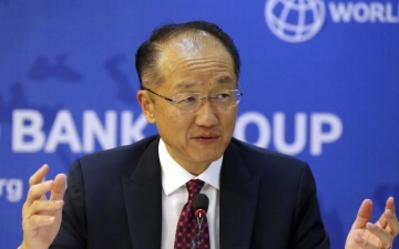 Renuncia presidente del Banco Mundial, efectiva al primero de febrero; lo releva interinamente Directora de la institución