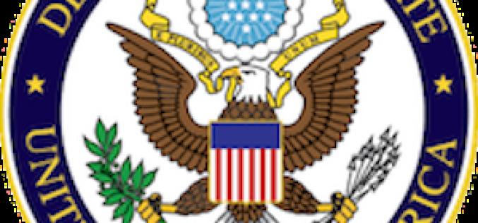 """Estados Unidos condena lo que considera """"ilegítima usurpación de poder"""" de Nicolás Maduro al juramentarse nueva vez como presidente de Venezuela"""