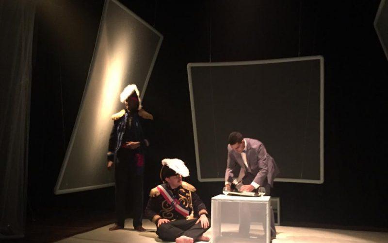 «Conversaciones entre Lilís y Trujillo», la obra teatral, al escenario…