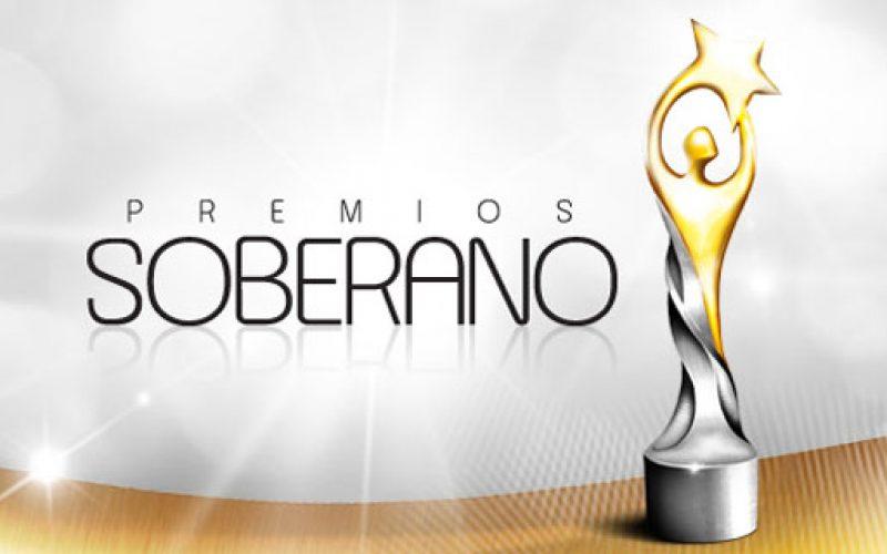 Aquí, lista completa de los nominados a los premios Soberano 2019