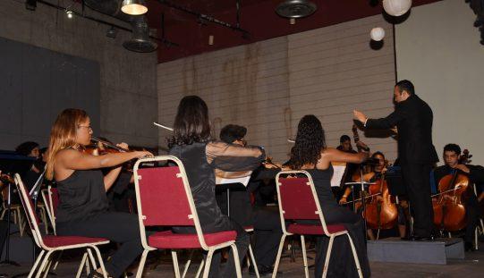 Un concierto por el 77 aniversario del Conservatorio Nacional de Música