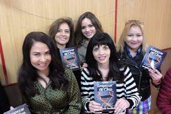 La dominicana Janibell Peralta presenta su nuevo libro «Empezar de cero» en Cuenca, España