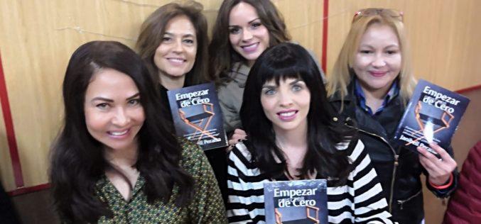 """La dominicana Janibell Peralta presenta su nuevo libro """"Empezar de cero"""" en Cuenca, España"""