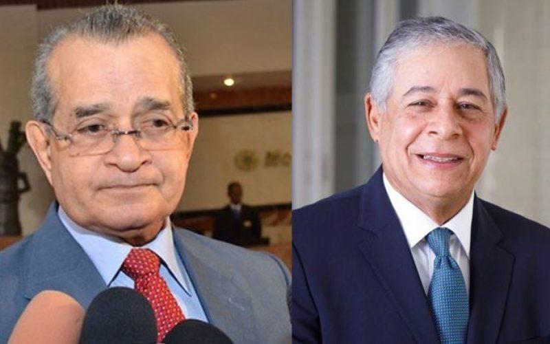 Roberto Salcedo le manifiesta agradecimiento a Danilo porque lo nombró Ministro Sin Cartera; Franklin Almeyda le agradece que lo destituyera