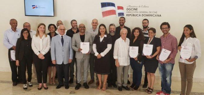Dirección de Cine reconoce ganadores Concurso del Fondo para la Promoción Cinematográfica