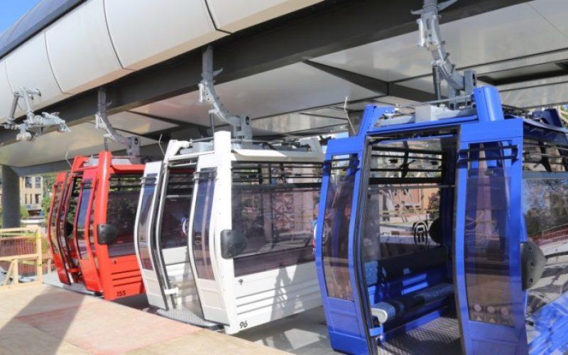 Presidente Medina declara de utilidad pública terrenos para construcción Línea 2 del Teleférico de Santo Domingo