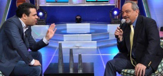 "(Video) Alfonso Rodríguez califica de ""horribles"" películas de Robertico Salcedo"