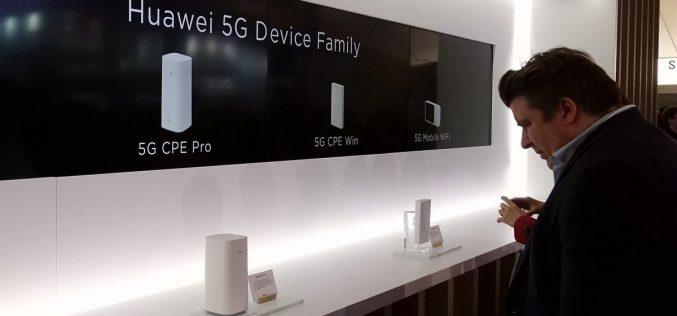 Huawei reitera respeto a seguridad implementación 5G ante presión de Estados Unidos