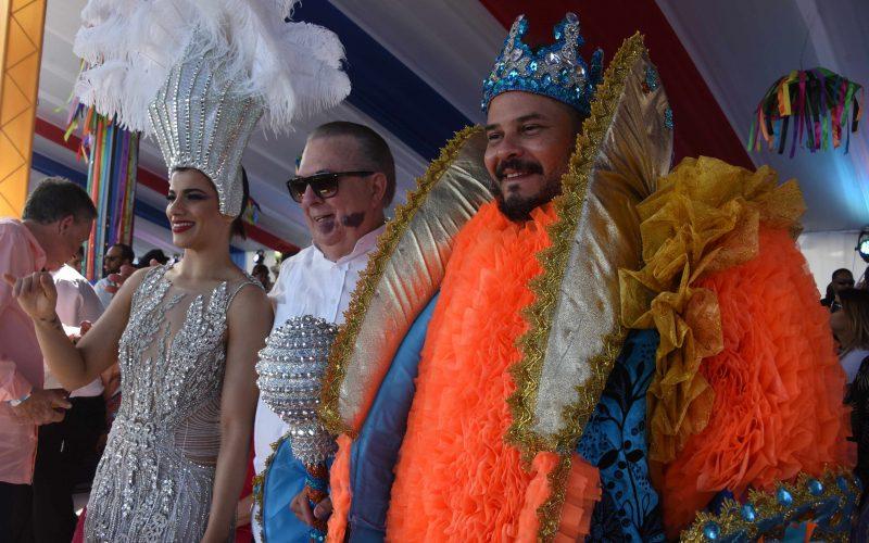 El Desfile Nacional de Carnaval 2019 devino en rotundo fracaso