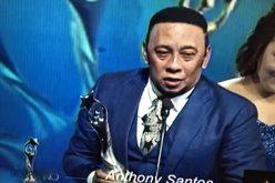 El Bachatú Anthony Santos es el ganador del Gran Soberano y otras dos estatuillas; lista de ganadores de los premios Soberano 2019…