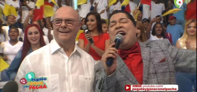 (Video) ¿El Pachá soltó en banda a Danilo y la reelección…? Le dio recibimiento apoteósico a Hipólito Mejía en su programa