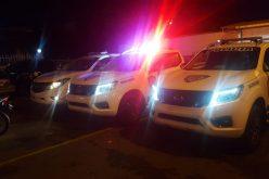 La Policía recupera objetos robados en casa del cantautor Claudio Cohén; 6 puertas robadas en casa de periodista Claudia Fernández; y un carro desde el que mataron a un mayor