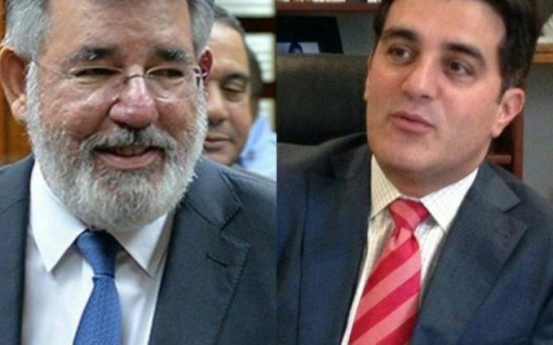 (Audio) Víctor Díaz Rúa dice lo de la trompada en la boda fue al revés de como lo contó Julio Cury en su cuenta de Twitter