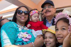 El mensaje del presidente Medina a la Mujer Dominicana a proposito de celebrarse su día este viernes