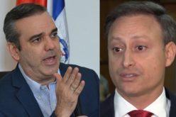Luis Abinader llama «acosador» al procurador Jean Alain Rodríguez; condena pinche teléfono de Sanz Lovaón; advierte tendrá repercusión nacional e internacional