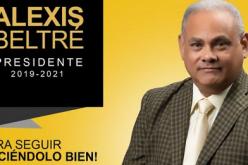 Alexis Beltré se lanza como candidato a la presidencia de Acroarte