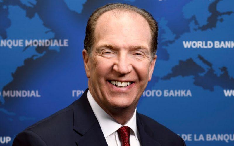 David R. Malpass es el nuevo presidente del Banco Mundial; asume el próximo martes; se desempñó como subsecretario del Tesoro de los Estados Unidos