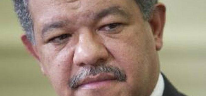 """Leonel es el más bombardeado de los aspirantes presidenciales en el PLD… Hasta la vice Margarita, su mujer, le ha mandado """"fuego""""…"""