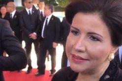 """La vice Margarita Cedeño ha puesto la pista más caliente de lo que estaba en el PLD: «""""Ya yo pasé de ser primera dama (…) Sería un desperdicio volver a ser solo primera dama»"""