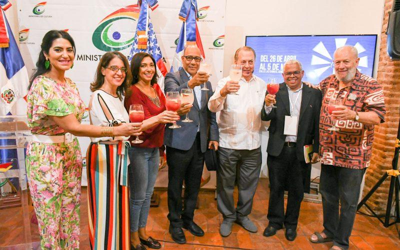 Ministro Cultura califica de exitosa Feria Internacional del Libro SD 2019; adelanta vuelve a la Zona Colonial en el 2020