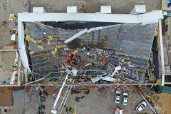 Al menos 3 muertos y 87 heridos por derrumbe del techo de un bar en China