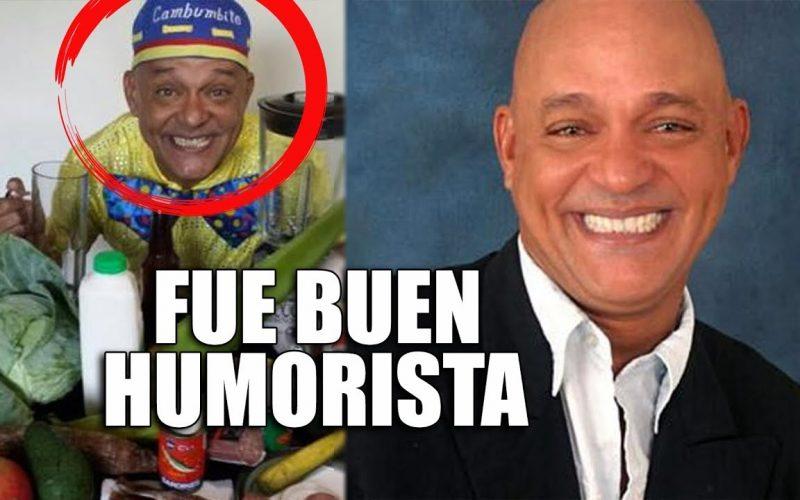 Raymond y Miguel lamentan muerte de Cambumbito, valora su talento y la alegría que generó por años en el público dominicano