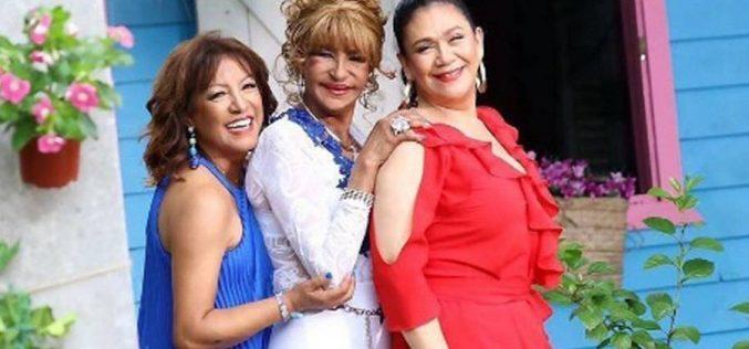 (Video) Milly, Fefita y Maridalia en «Tría», con toda la pimienta que puedan imaginar… (Dentro del Arte, la columna de Jorge Jiménez)