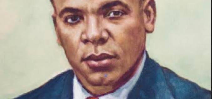 Euri Cabral pondrá en circulación «Gilbert, héroe de dos pueblos», libro de su autoría