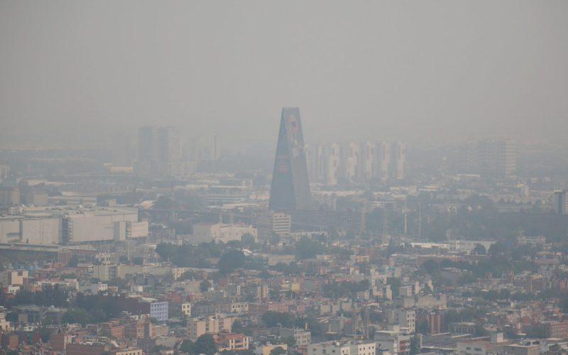 Alerta ambiental en Zona Metropolitana del Valle de México por contaminación; autoridades llaman a evitar actividades al aire libre