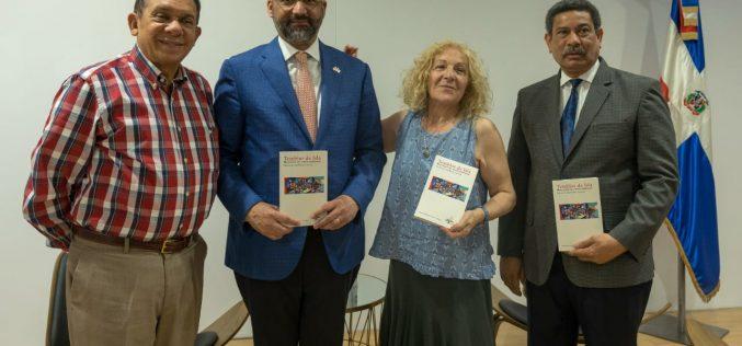 Ponen a circular en Feria del Libro de Madrid «Temblor de isla. Muestrario del cuento dominicano»
