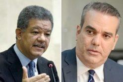 Leonel Fernández y Luis Abinader coinciden en condena a agresión policíaco-militar con bombas lacrimógenas y disparos frente al Congreso Nacional