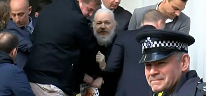 Extradición de Julian Assange a Estados Unidos será decidida en febrero del 2020 por tribunal del Reino Unido; si lo envían o no