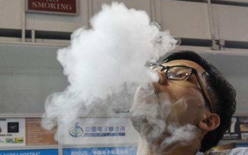 Prohíben los cigarrillos electrónicos en ciudad china