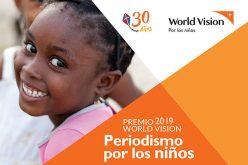 Word Vision en RD convoca al premio Periodismo por los Niños