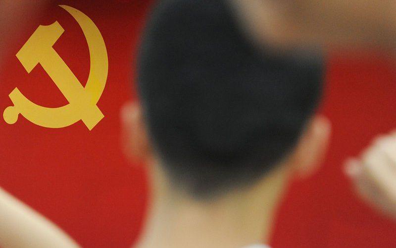 Celebración en China por el 98 aniversario del Partido Comunista