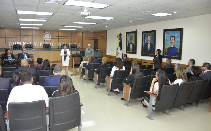TSE dice avana proceso de certificación ISO Electoral que desarrolla junto a OEA