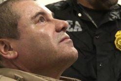 Ultrapoderoso, el capo mexicano El Chapo Guzmán, pero condenado a cadena perpetua, más 30 años y 12 mil 600 millones de dólares