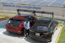 El Popular con energía limpia gratis para vehiculos híbridos y eléctricos