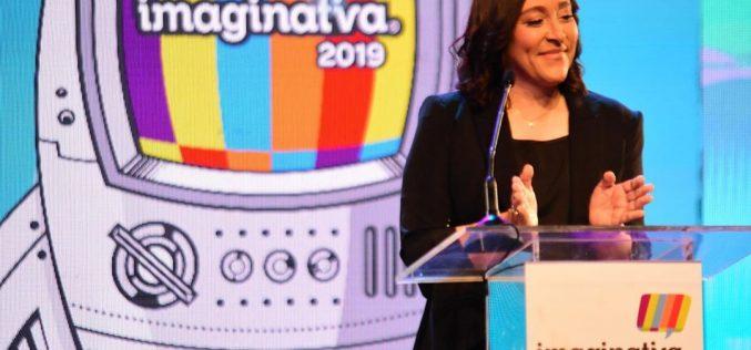 (Video) Miladys Cabral reciproca reconocimiento a Edilenia Tactuk desde «Imaginativa»