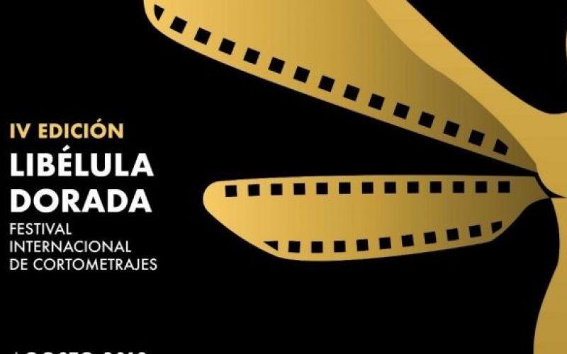 Viene el Cuarto Festival Internacional de Cortometrajes Libélula Dorada