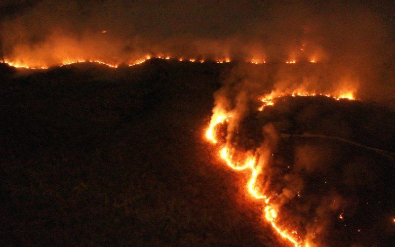 Las Fuezas Armadas de Brasil a combatir incendios en la Amazonia