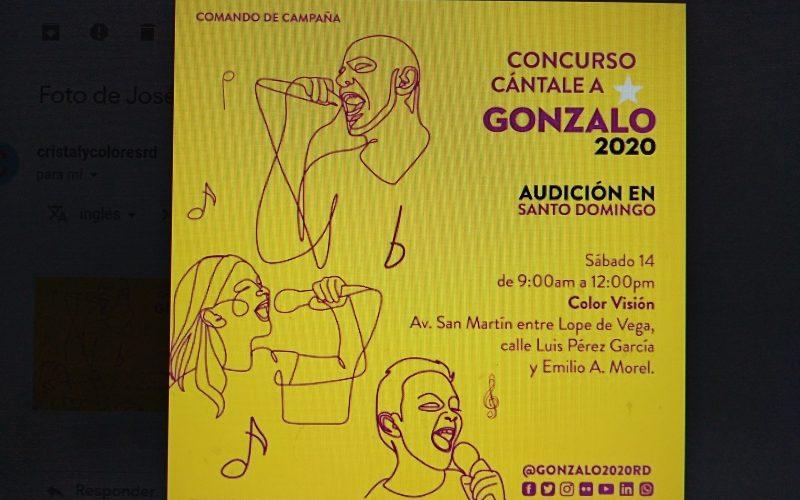 «Cántale a Gonzalo 2020», un concurso de Pégate y Gana con Pachá en el que ganadores de tres primeros lugares ganarán 3 millones 500 mil pesos