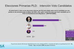 Leonel le ganaría arrolladoramente a Gonzalo Castillo en primarias del PLD, según encuesta Asisa Research: 69.3 % sobre 29.4 %