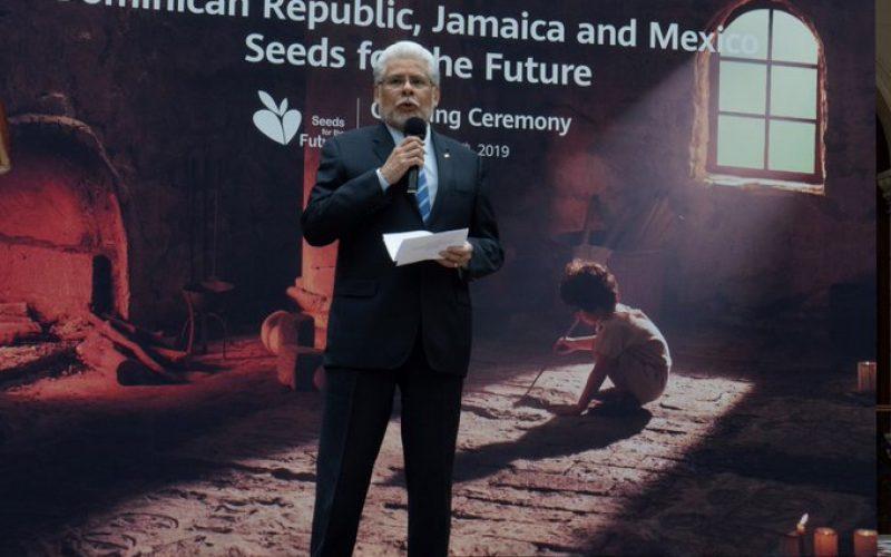 Estudiantes dominicanos invitados por Huawei a China participan en programa «Semillas para el Futuro»