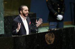 Nayib Bukele, presidente de El Salvador, propone a Naciones Unidas realizar sus reuniones anuales por teleconferencias