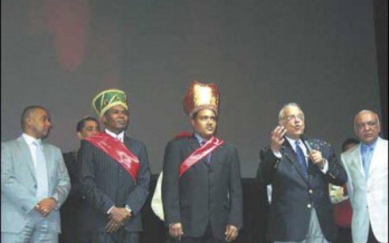 Vidal Cedeño fue el gran impulor de la idea para que a Raymond y Miguel les concedieran el título y los coronaran como Los Reyes del Humor