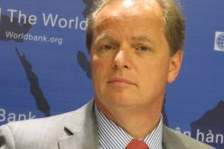 Axel van Trotsenburg se estrena como director gerente de Operaciones del Banco Mundial