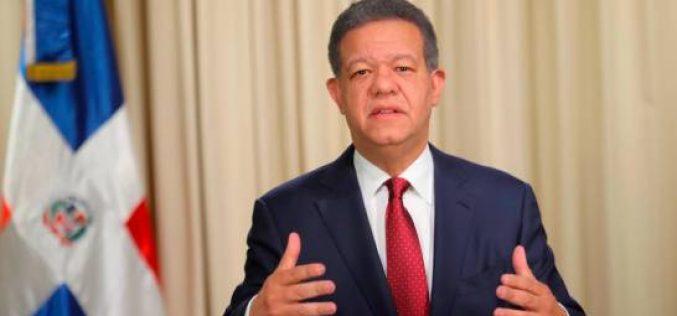 (Video) Leonel quiere diálogo, pero descalifica al Consejo Económico y Social para organizarlo y conducirlo, por inconstitucional e ilegítimo
