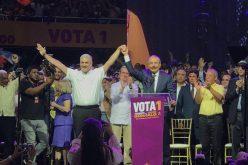 (Videos) Danilo en apoyo total a su delfín: «Estoy aquí porque necesitaba decirles que ¡yo voy a votar por Gonzalo Castillo!»